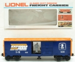 Lionel 6-9229 Operating USPS Express Mail Boxcar EX/Box
