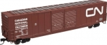 Atlas 50001995 N Scale Canadian National ACF 60' Double-Door Auto Parts Boxcar #
