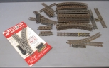 American Flyer S Gauge Postwar Track Sections, Switches/Turnouts, Track Extensio