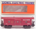 Lionel 6-6431 Southern Famous American Railroad  Bay Window Caboose LN/Box