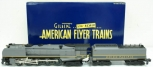 American Flyer 6-48054 S Scale Union Pacific 4-8-4 Northern Steam Loco #809 LN
