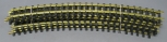 USA Trains R81700 G 10' Diameter Euro Style Curved Track- Solid Brass Rail (7)