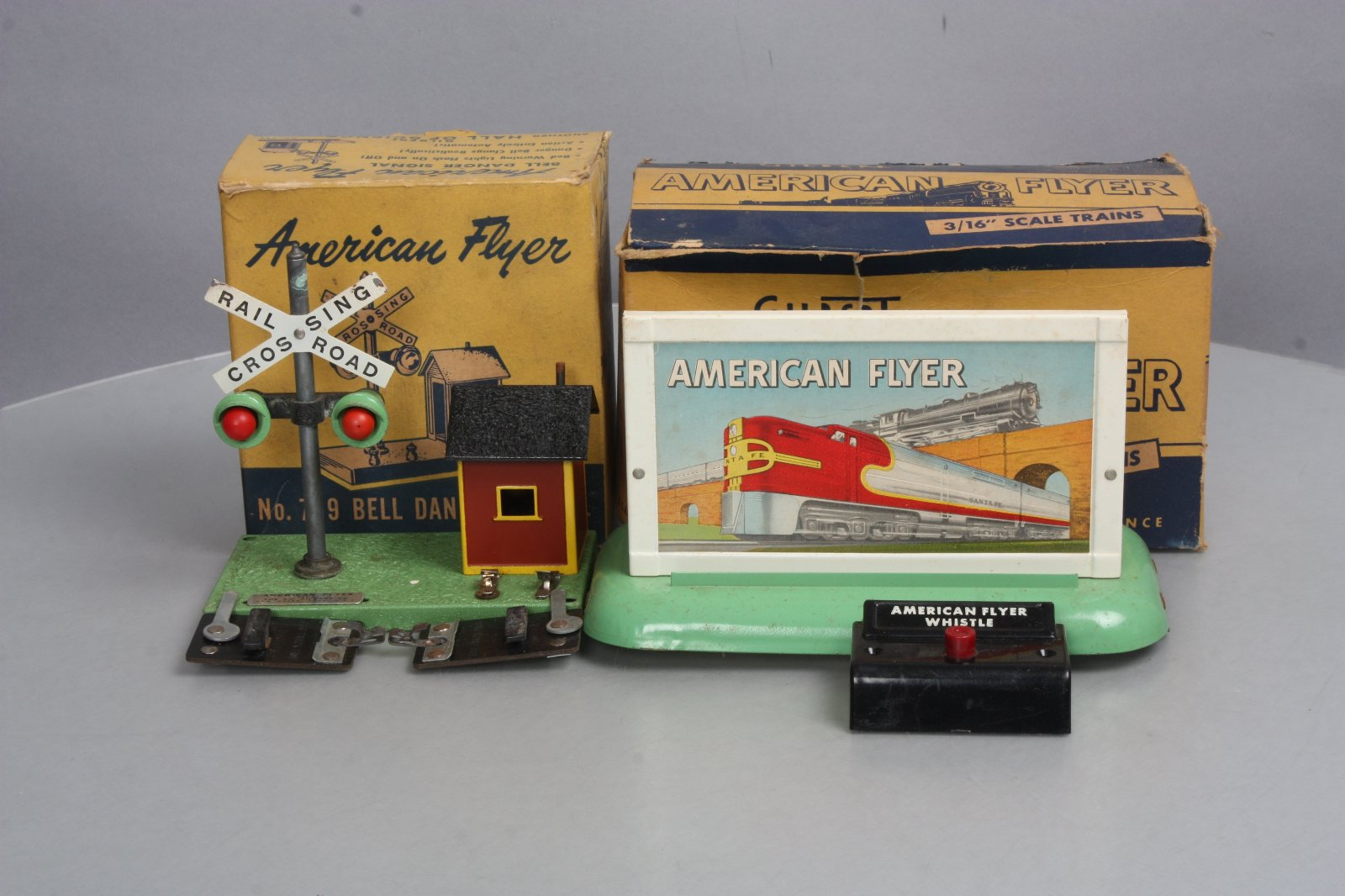 Buy AF 759 Shed with Crossing Signal & Bell & 566 Whistle