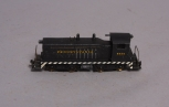 Varney HO Scale Pennsylvania Railroad EMD SW7 Diesel Locomotive #5928