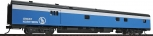 Walthers 920-9061 HO Great Northern 85' ACF Baggage-Dorm - Standard - Empire Bui