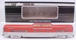 K-Line K4632-0214 KCC Golden Moon Vista Dome Car LN/Box