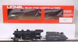 Lionel 6-8516 New York Central 0-4-0 Steam Switcher and Tender LN/Box