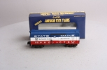 American Flyer 6-48333 S Gauge BAR State of Maine Boxcar LN/Box