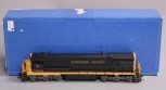Alco Models D-137 HO General Electric BRASS NP U-33C Diesel #3304/Box