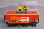 Lionel 65 Motorized Hand Car & 3927 Motorized Track Cleaner Car