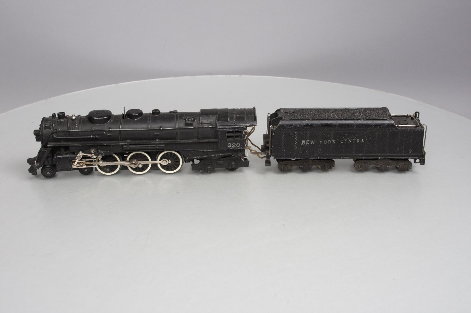 Buy American Flyer 320 NYC Steam Locomotive and Tender | Trainz Auctions
