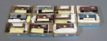 Athearn HO Scale Assorted Freight Cars; 1146, 245-1, 1042, 1067, 1146, 2042, 245