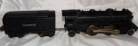 Prewar Lionel Trains 204 steam engine black loco w/2689W tender Uncat inSetsOnly