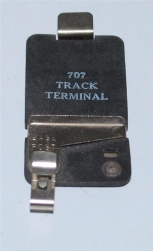 Vintage American Flyer track terminal #707 for Station 755 Semaphore 758 600 761