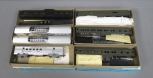 Athearn HO Scale Assorted Passenger Cars [7]/Box