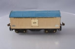 Lionel 514R Standard Gauge Lionel Lines Tinplate Ivory and Peacock Reefer Car