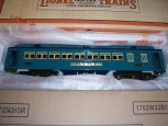 MTH 11-40023 Std. Gauge Blue Comet Coach Car