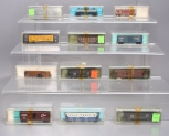 Assorted N Scale Freight Cars [12]