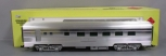 Aristo-Craft ART-32501 G Scale Reading Diner Car w/Metal Wheels EX/Box