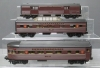 MTH O-Gauge Assorted Passenger Cars [3] EX  MTH