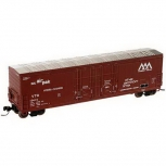 Atlas 50000173 N Scale VRT 53' Plug Door Boxcar #10410 NIB