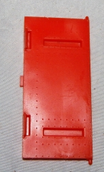 NEW Lionel Parts 6214-045 Auto Carrier Door Side B With NIBS orange DRGW Denver