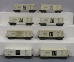 Lionel 3472 & 6472 O Gauge Postwar Milk Cars [8]