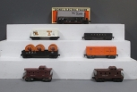 Lionel O Gauge Assorted Postwar, MPC & Modern Freight Cars [7]