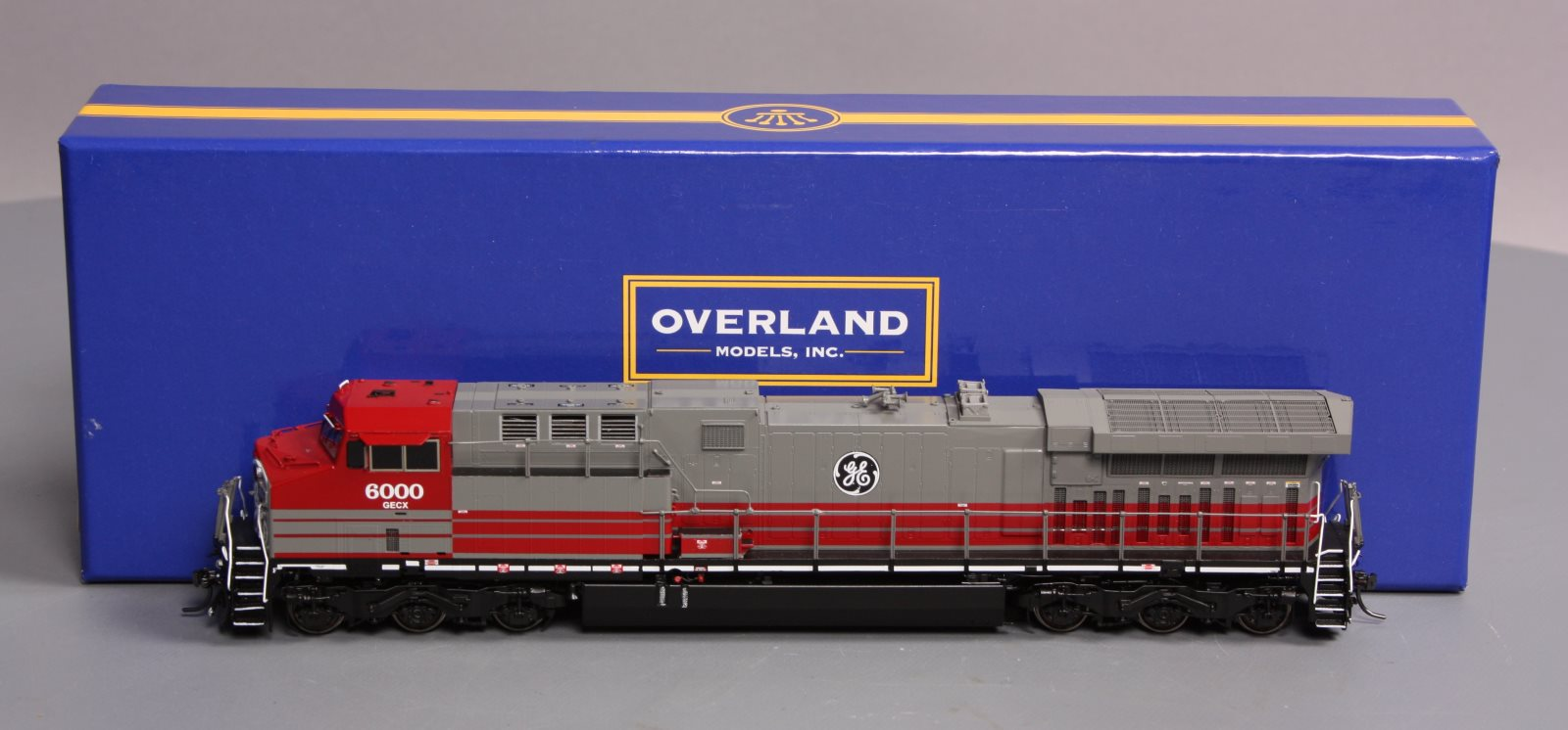Buy Overland AA-6002-1 HO BRASS General Electric AC6000CW