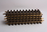 LGB 1000 G Scale 12 Inch Straight Track Sections (10) LN