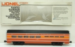 Lionel 6-7204 Southern Pacific Daylight Aluminum Dining Car LN/Box