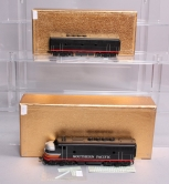 Oriental Limited HO BRASS Southern Pacific Black Widow F-3 AB 1500HP Diesel Loco