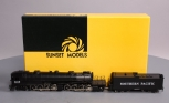Sunset Models AC-7 HO Scale BRASS Southern Pacific AC-7 4-8-8-2  Cab Forward #41