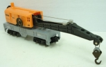 Lionel 6-16644 Amtrak Crane Car NEW