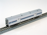 Kato 156-0953 N Scale Amtrak Baggage Car Phase VI #1221 LN/Box