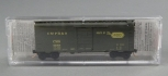 MicroTrains 20596 N CStPM&O 40' Single Door Boxcar #20024 LN/Box