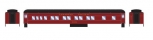 Roundhouse 86468 HO Canadian Pacific Heavyweight Sleeper Car NIB