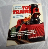 O'Brien's Collecting Toy Trains 6thEd Book price guide LOTS Color pics Doyle OOP