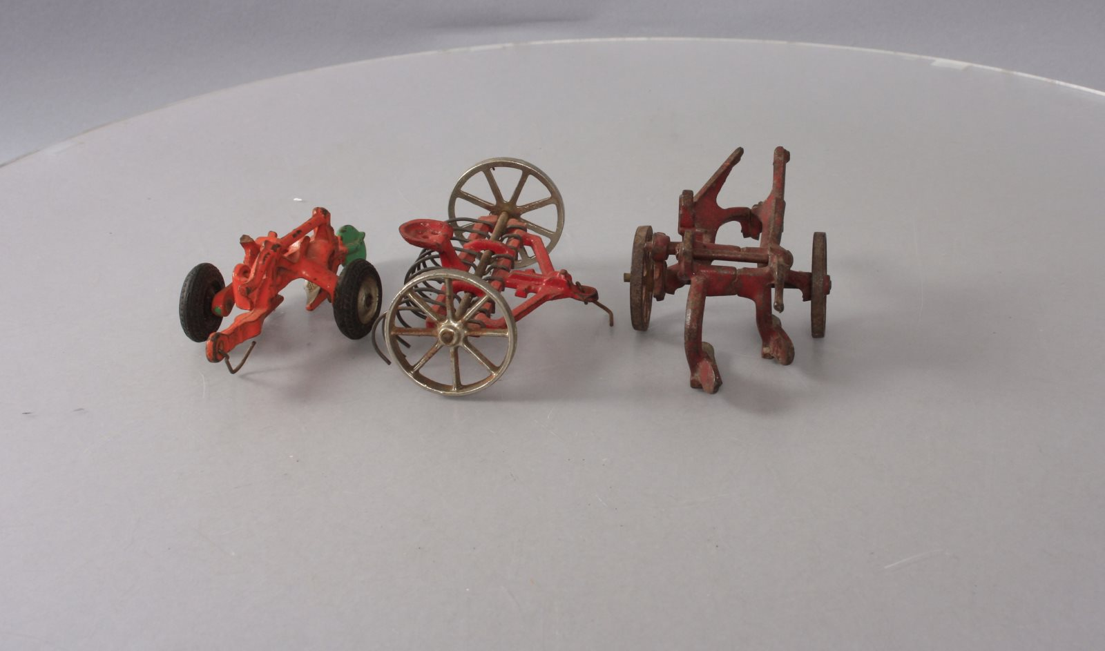Buy Arcade & Other Vintage Cast Iron Farming Accessories [3