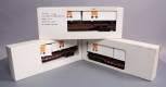 Lionel O Gauge LCCA Flatcars with Trailers [3]