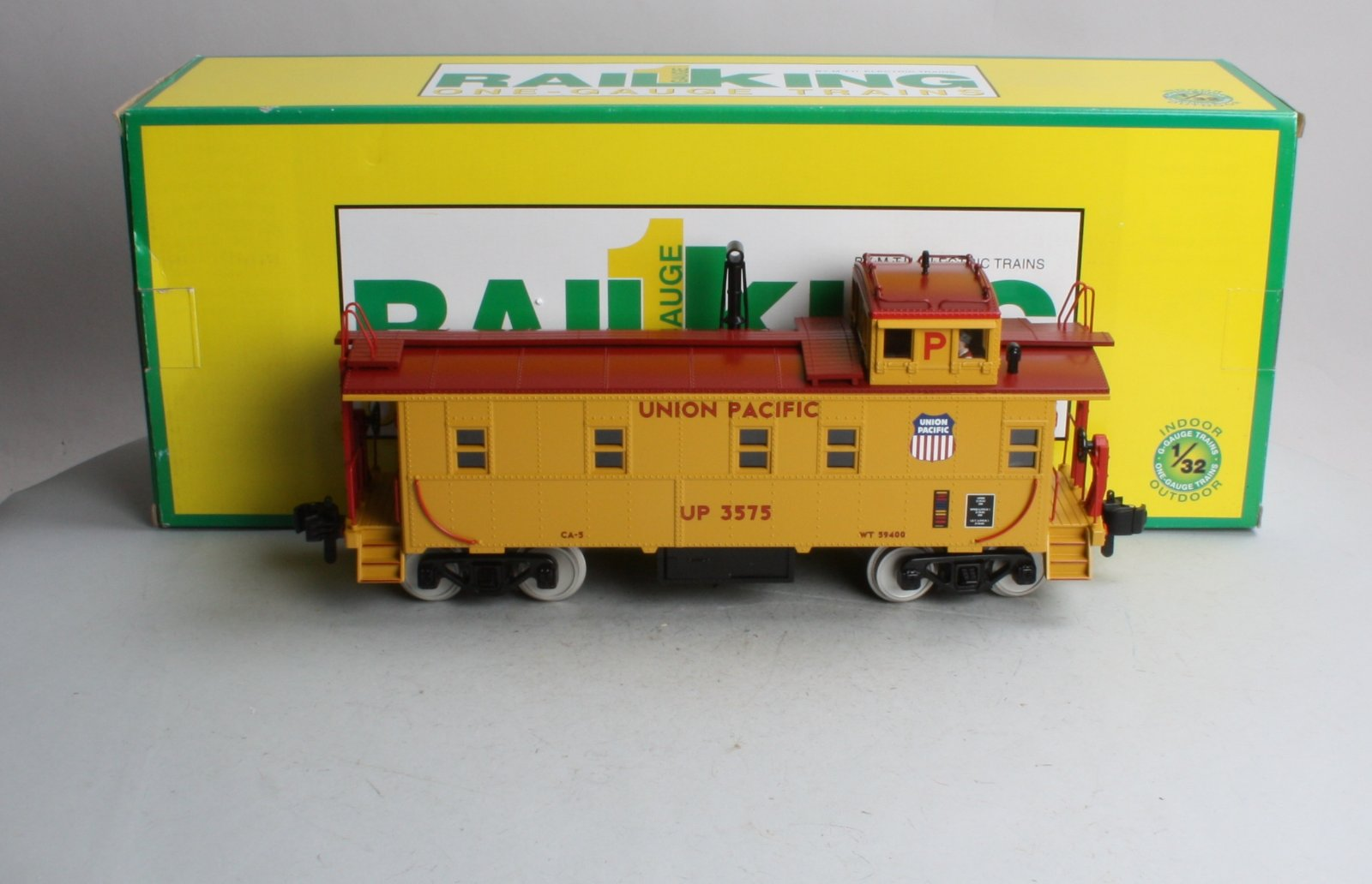 Buy Mth 70-77007 Offset Steel Caboose (Union Pacific