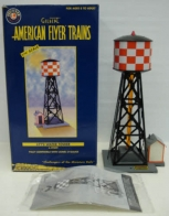 American Flyer 6-49809 S Scale Checkerboard Bubbling Water tower #772 LN/Box