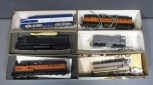 Athearn HO Scale Assorted Diesel Locomotives [6]/Box