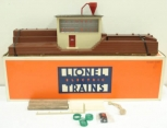 Lionel 6-12873 Operating Sawmill with Brown Base LN/Box