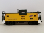 MTH 20-91011 C&NW Extended Vision Caboose