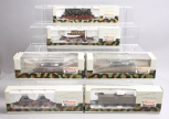 Roco HO Scale Military Freight Cars: 845, 827, 812, 767, 839, 809 [6] LN/Box