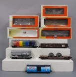 Lionel Freight Cars: 6-19345, 6-17472, 6-17013, 6-16767, 6-16983 [5]