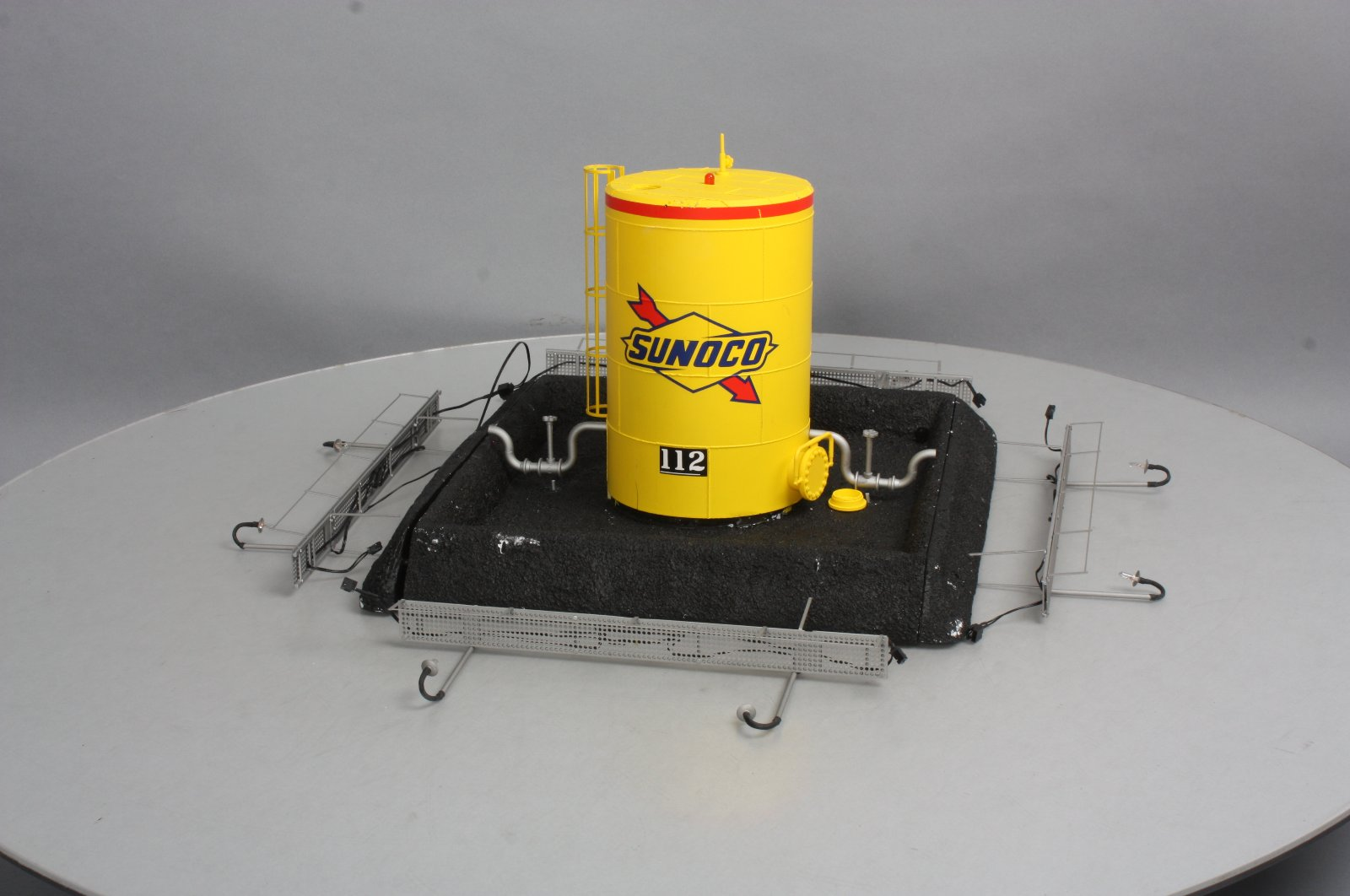 Buy Lionel 6-16852 Sunoco Yellow Cylindrical Oil Tank/Box