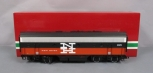 LGB 28582 G Scale New Haven F-7 B-Unit Non-Powered Diesel w/Sound EX/Box