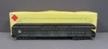 Weathered Aristo-Craft 31411 ATSF Heavyweight Passenger Car EX/Box